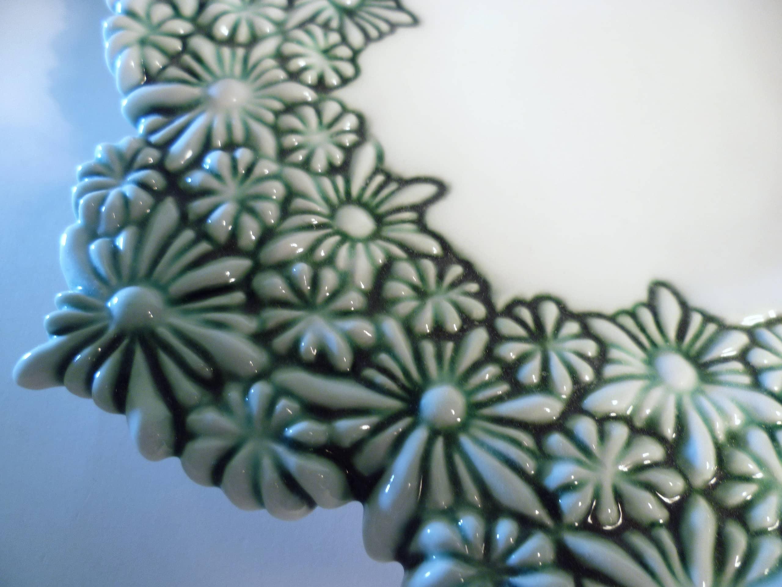kleine-bloemen schaaltje