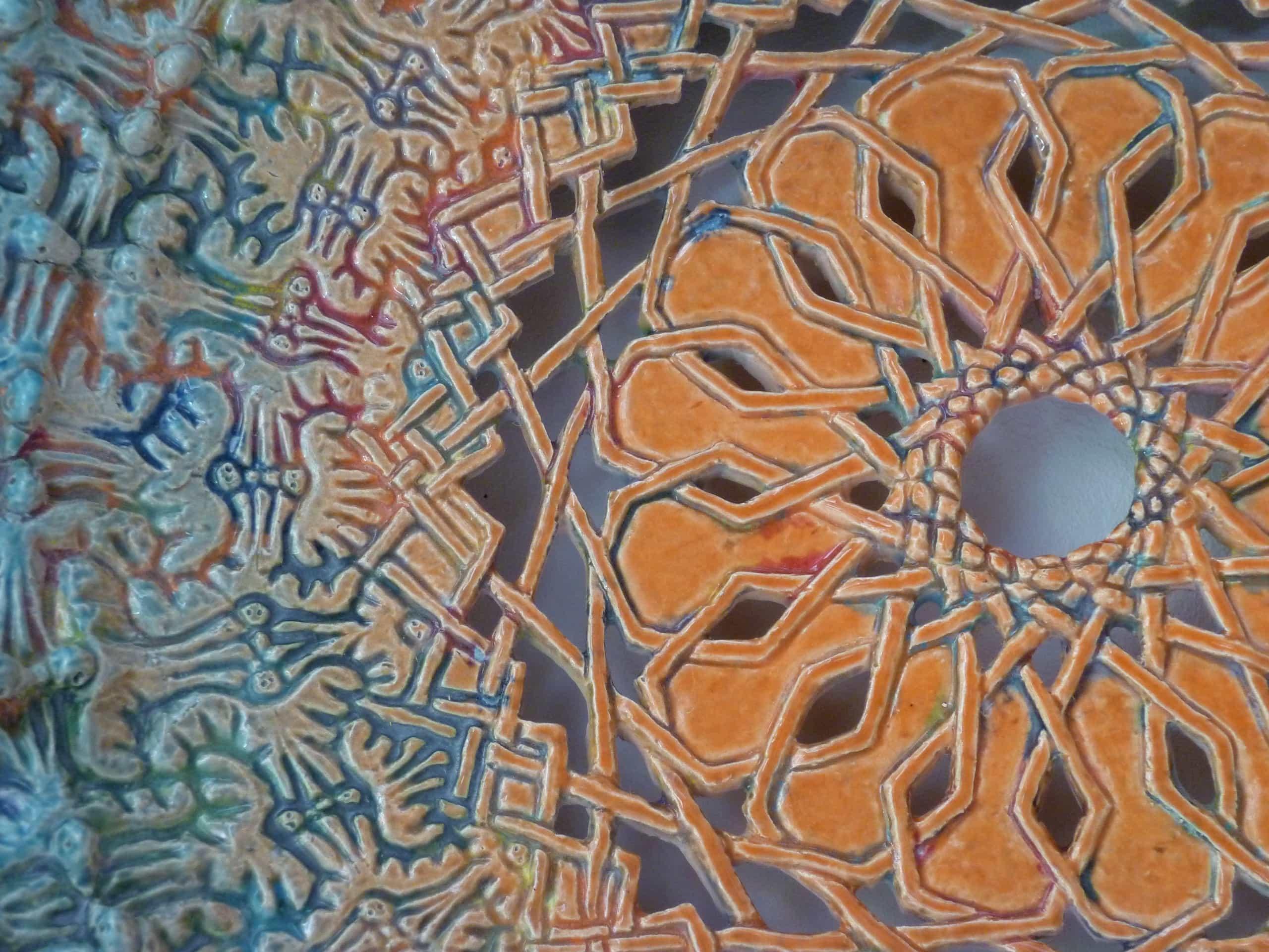 Tjilp-tjilp-maroc, detail